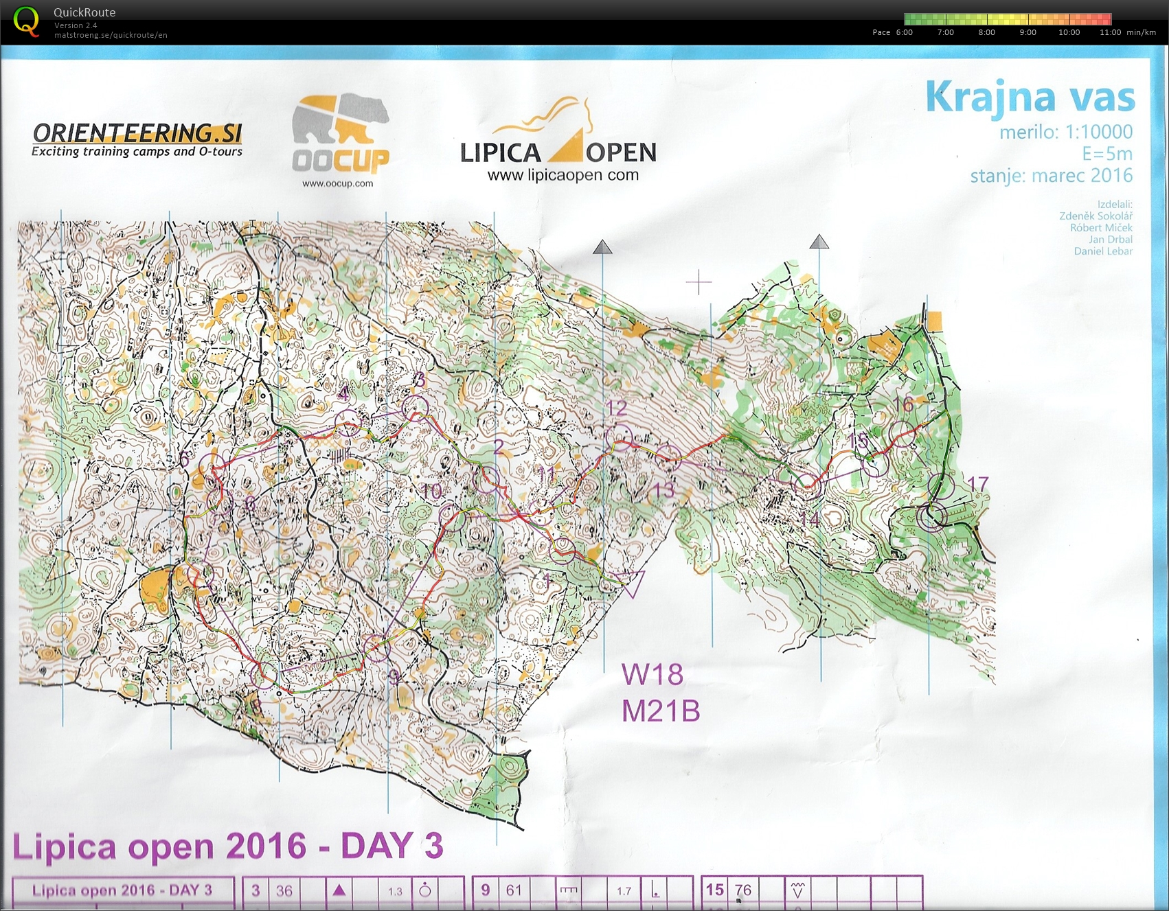 Lipica Open - day 3 (14. 03. 2016)